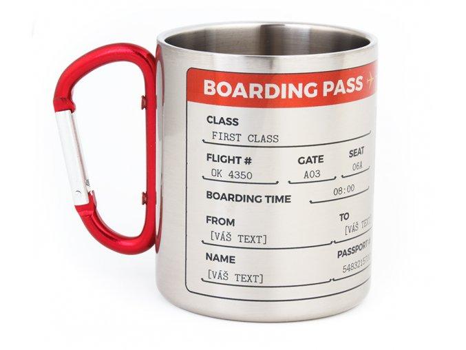 Plechacek Boarding pass 1