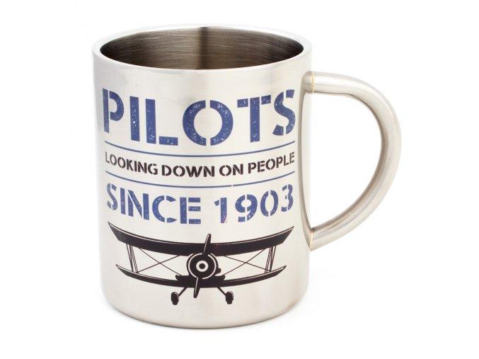 Plechacek pilots