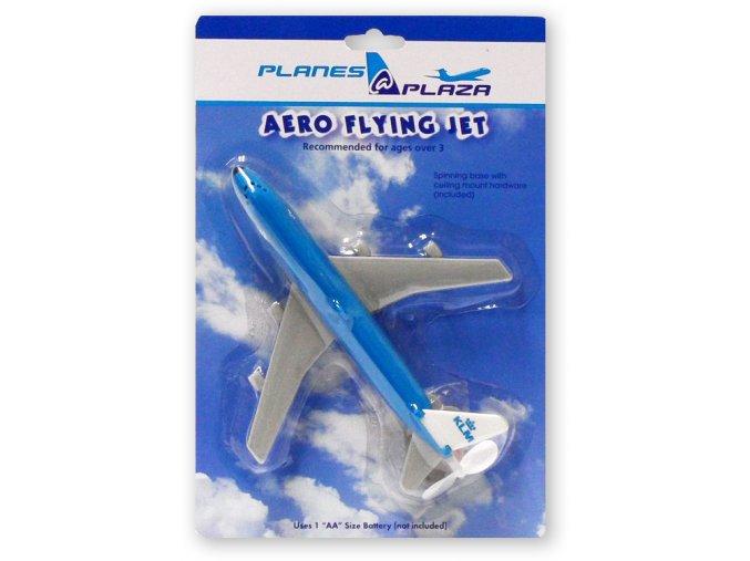 B747 KLM hračka