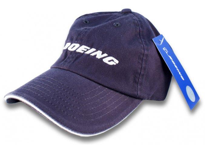boeing hat blue