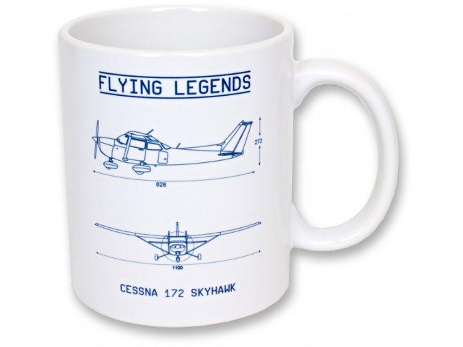 Hrnek FL Cessna