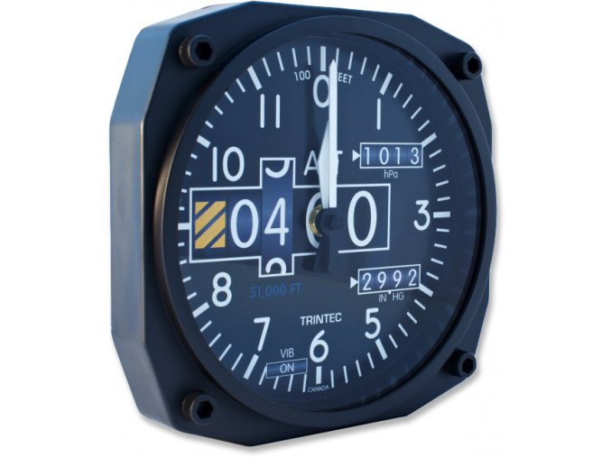 Trintec Altimeter Wall Clock 2