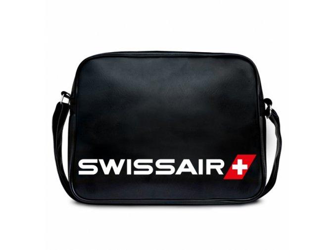 Brašna SwissAir zepředu