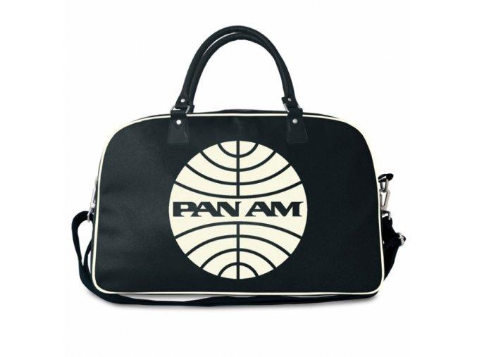 Pan Am cestovní taška zepředu