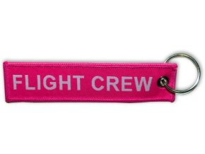 flight crew pink