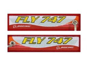 fly 747