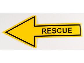 f 64samolepka rescue