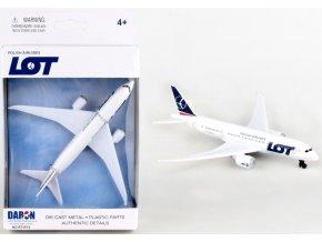 LOT letadlo