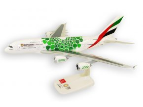 A380 emirates GREEN