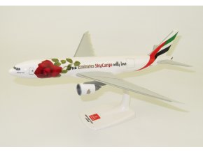 777 Emirates rose
