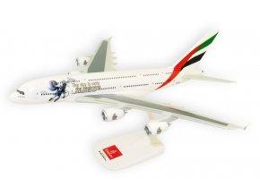 a380 Emirates kosmonaut
