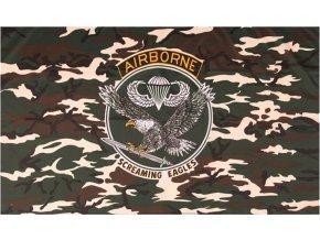 vlajka airborne