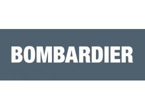 samolepka bombardier