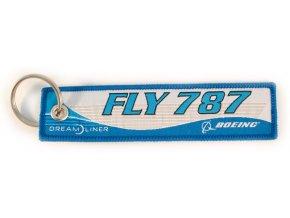 Přívěsek Boeing 787 Dreamliner