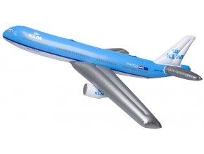 Nafukovací letadlo Boeing 777 KLM