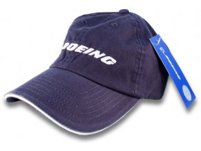 boeing hat blue