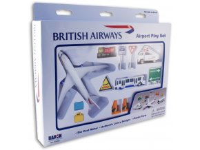 british airways playset 1