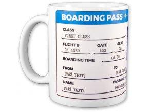 Hrnek Boarding Pass 1