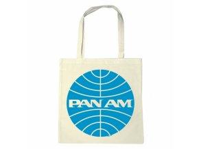 Plátěná taška Pan Am