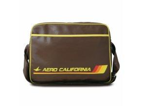Brašna přes rameno Aero California zepředu