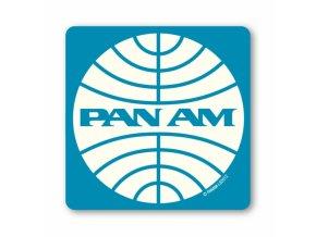 Pan Am podtácek