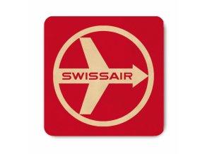 Podtácek SwissAir