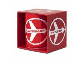 Hrnek SwissAir 1