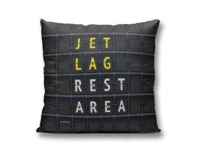 Polštář Jet Lag