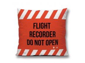Polštář Flight Recorder