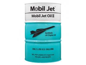 Mobil Jet Oil II 55gal drum 01 09 15
