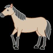 obrázky_žebřík_kůň_H