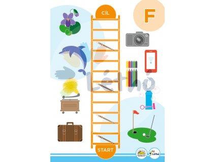 Svítání list logo F logo