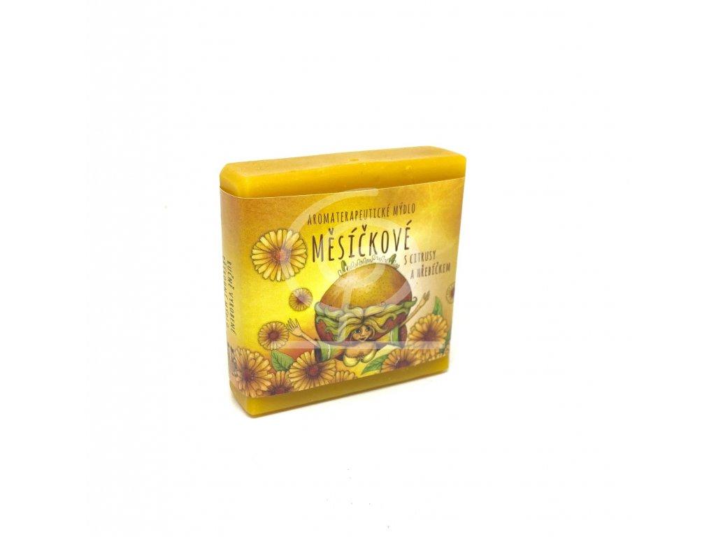 Mýdlo měsíčkové s citrusy