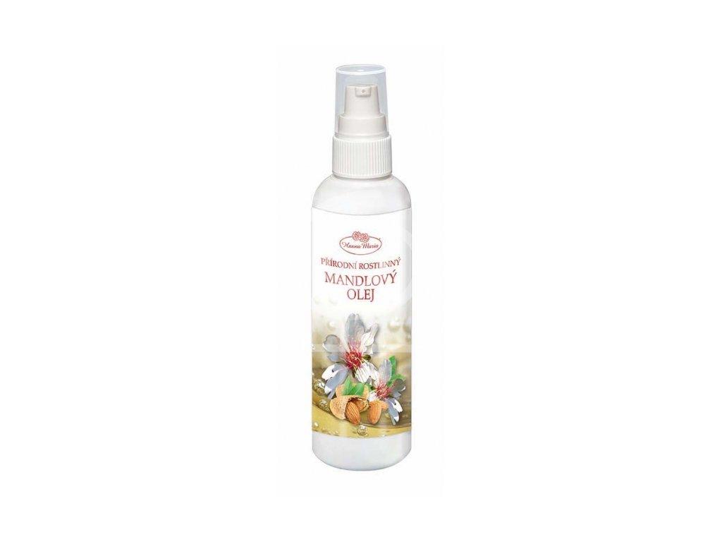 HM Přírodní mandlový olej 100ml