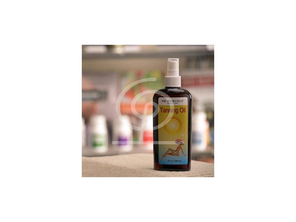 Dr. Mercola Opalovací olej