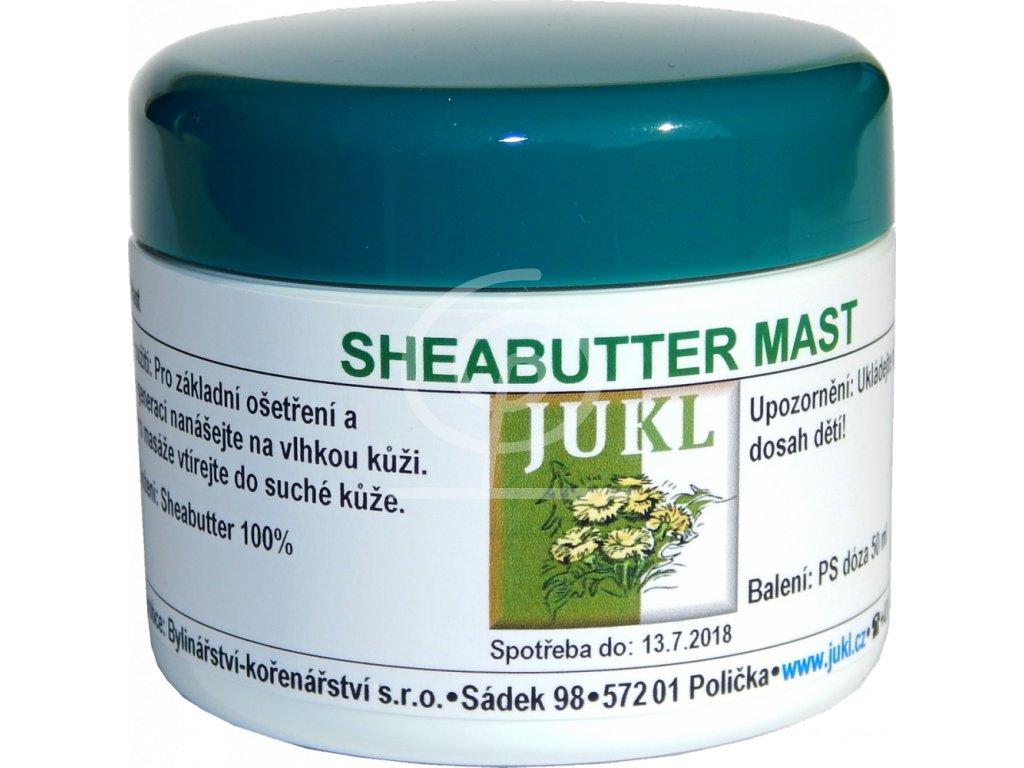 JUKL mast Shea Butter