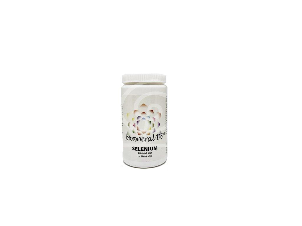 Tkáňová sůl doplňková Selenium - Selen