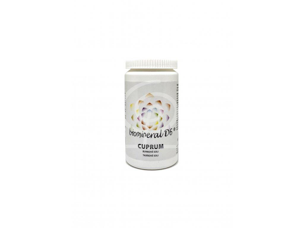 Tkáňová sůl doplňková Cuprum - Měď
