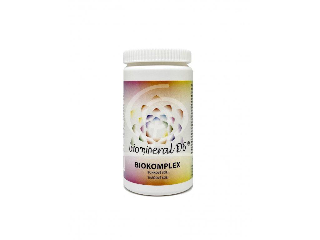 Tkáňová sůl Biokomplex