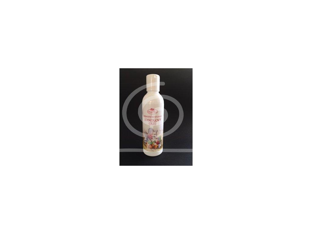 HM Přírodní mandlový olej 200ml