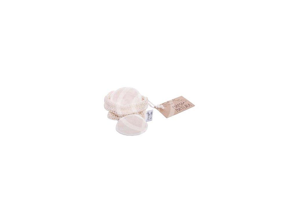 Kosmetický tampón - malý (7cm) 6ks