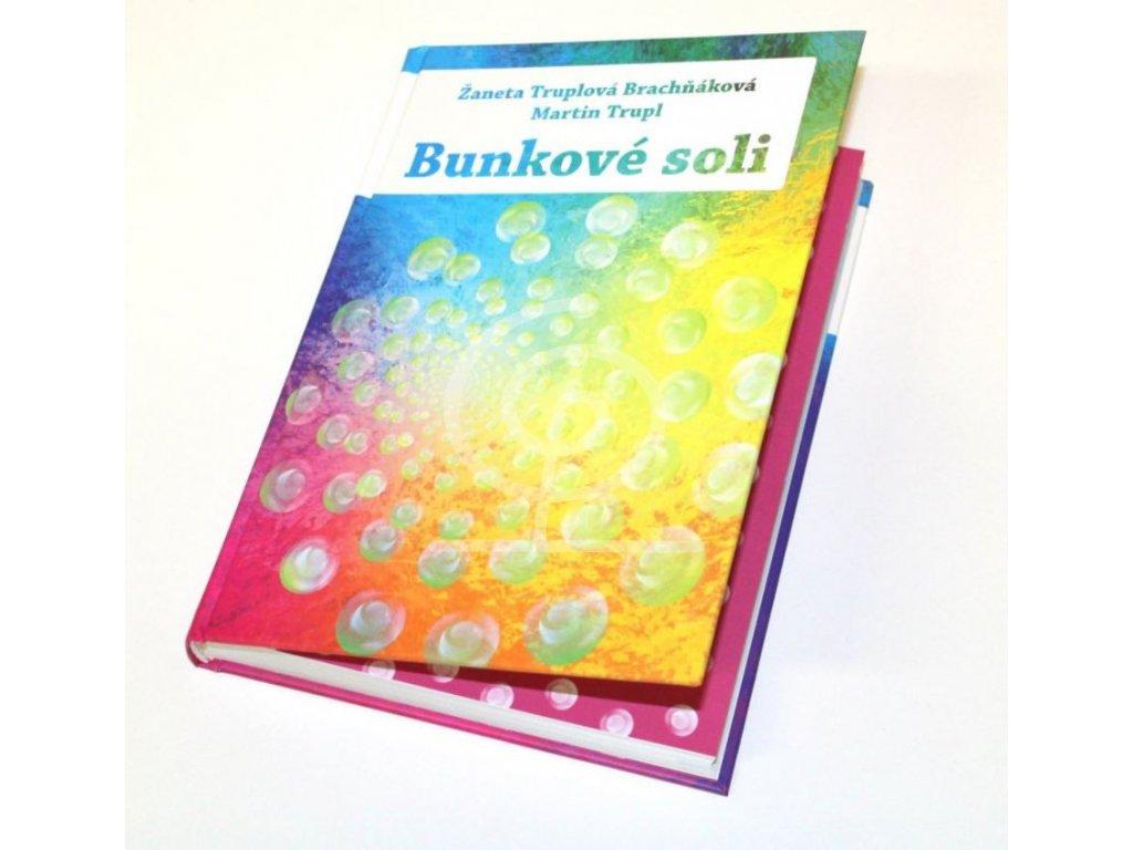 Kniha - Buňkové soli / Bunkove soli