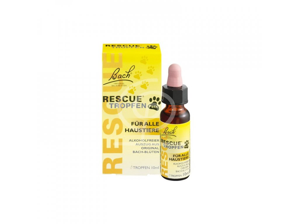 Bachovy esence Rescue Pets 10ml