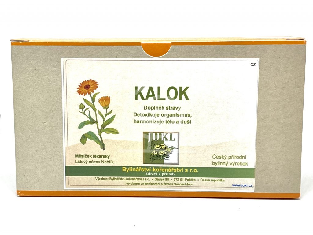 JUKL tinktura Kalok (8x100ml)