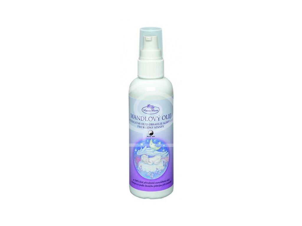 HM elementy - Mandlový olej Kov - pro klidný spánek