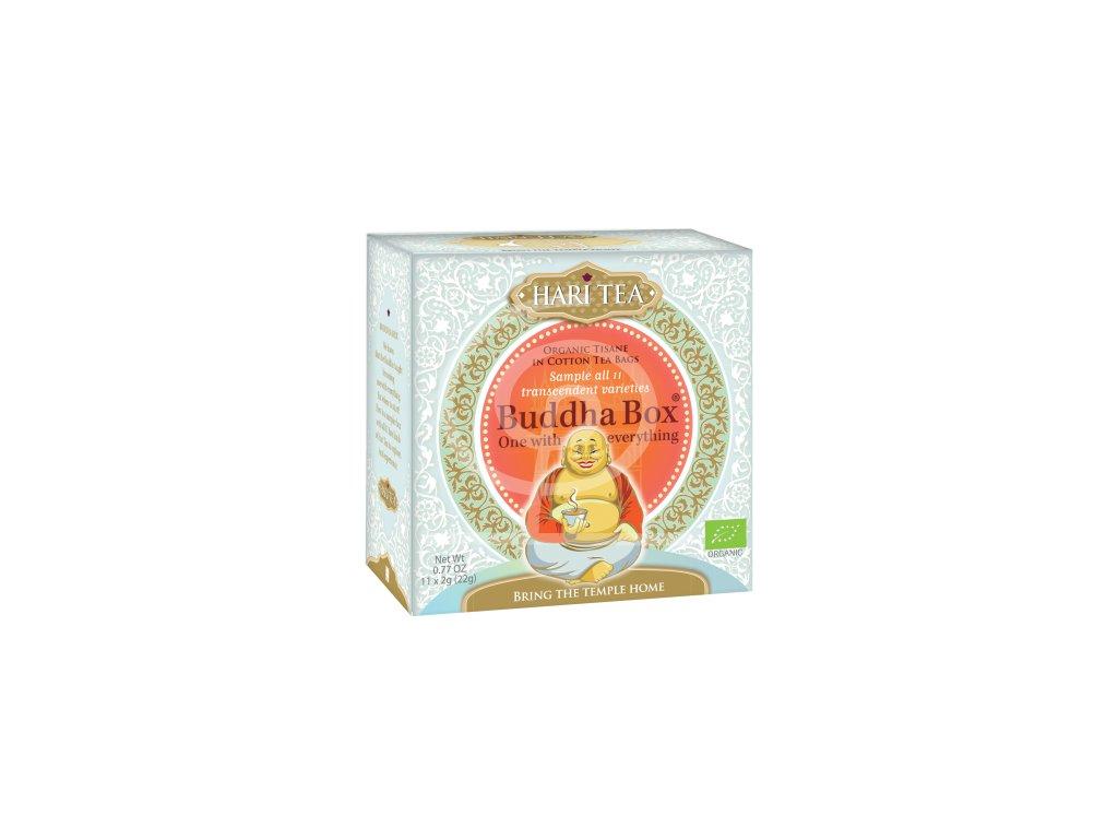 Čaj HARI TEA Buddha Box