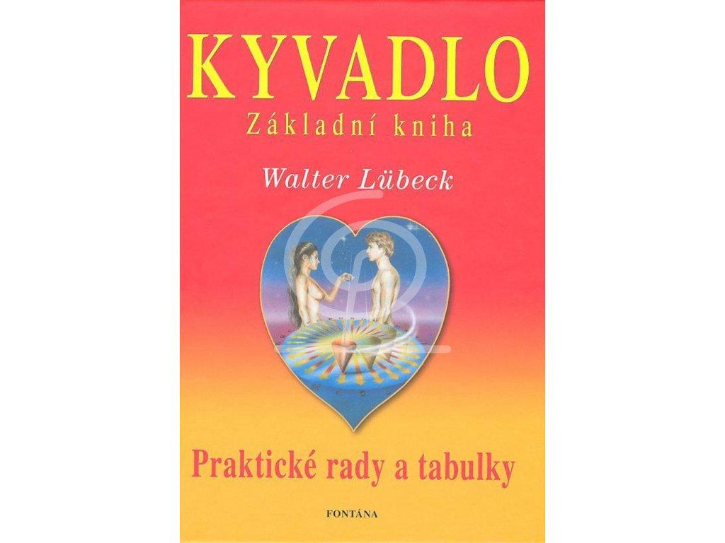 Kniha - Kyvadlo, základní kniha