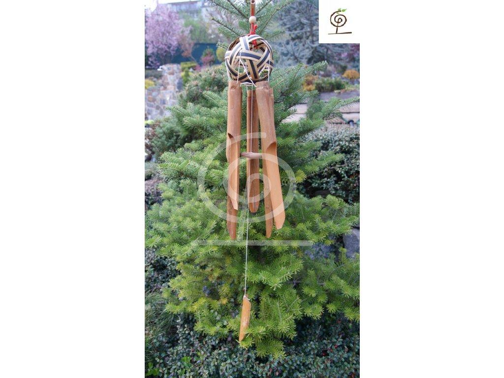 Zvonkohra bambus velká
