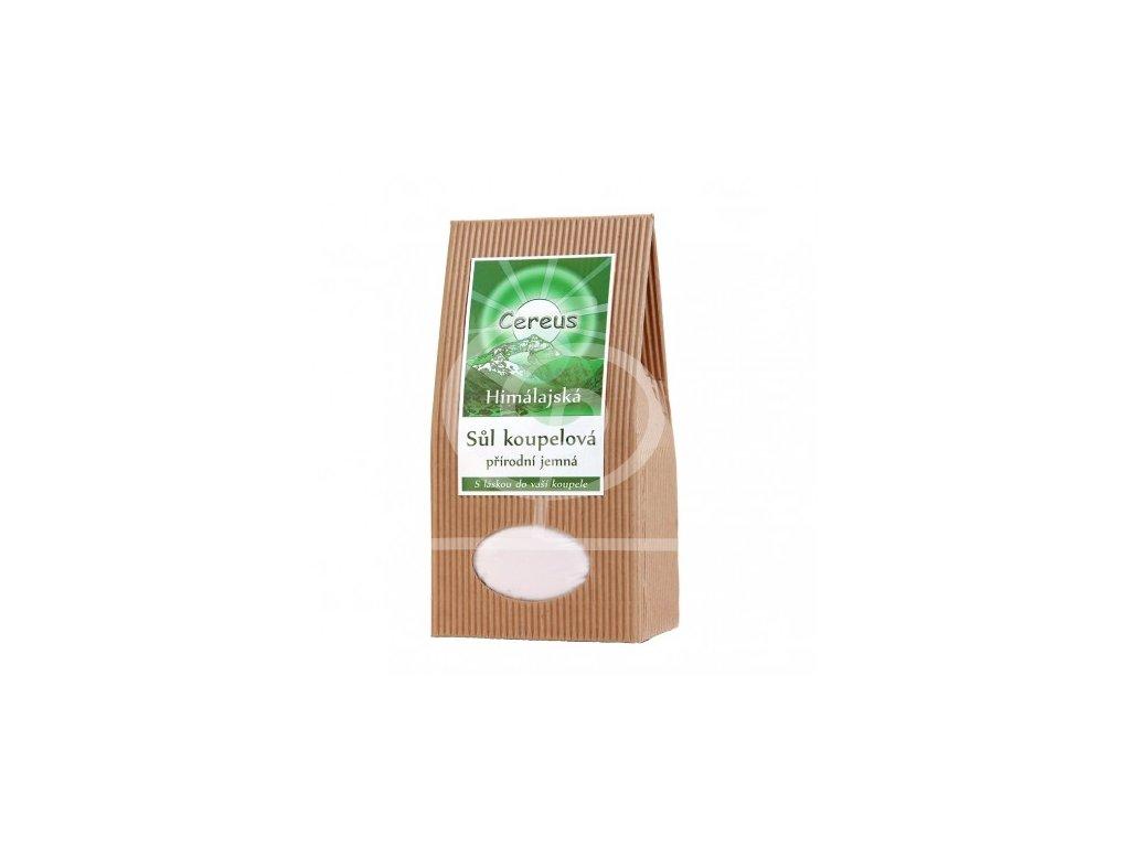 Cereus - Koupelová sůl 1kg jemná