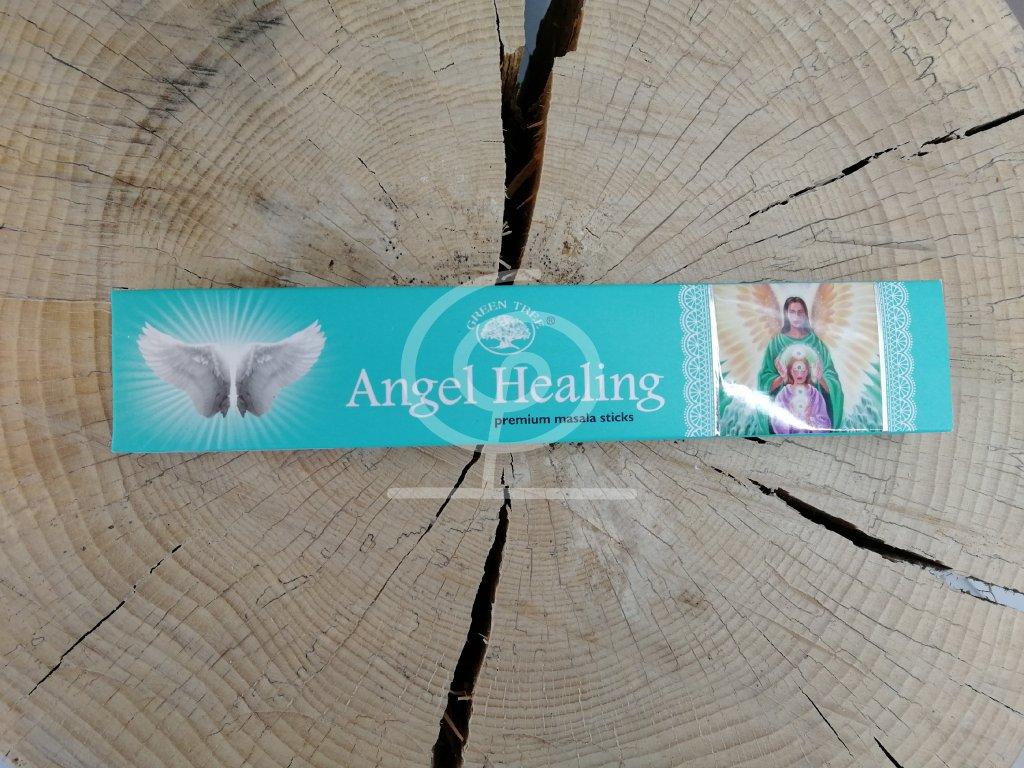Vonné tyčinky Green Tree Angel Healing